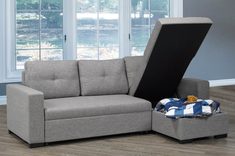 LOUNGER SOFA-T-1245-OPEN