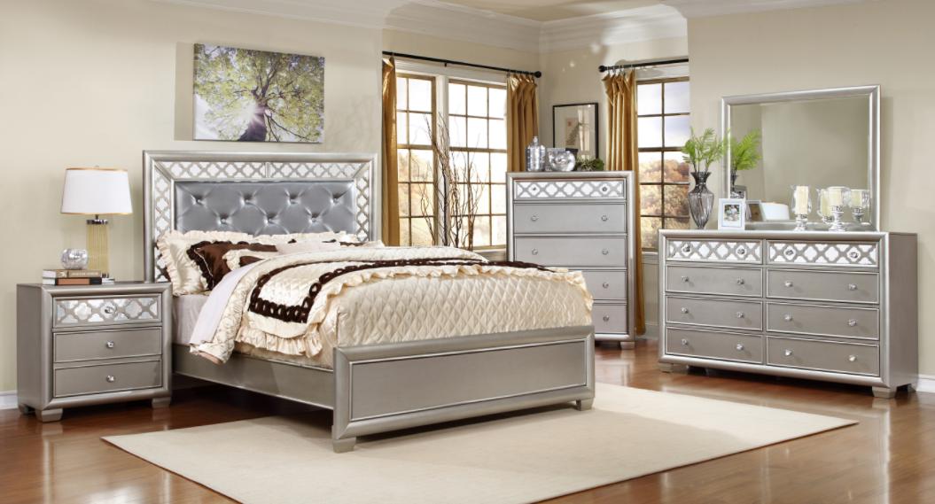 Geneva Bedroom Set - Furtado Furniture