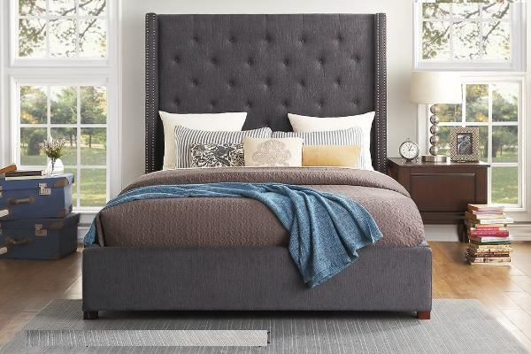 BED-MAZ-5877GY-1grey