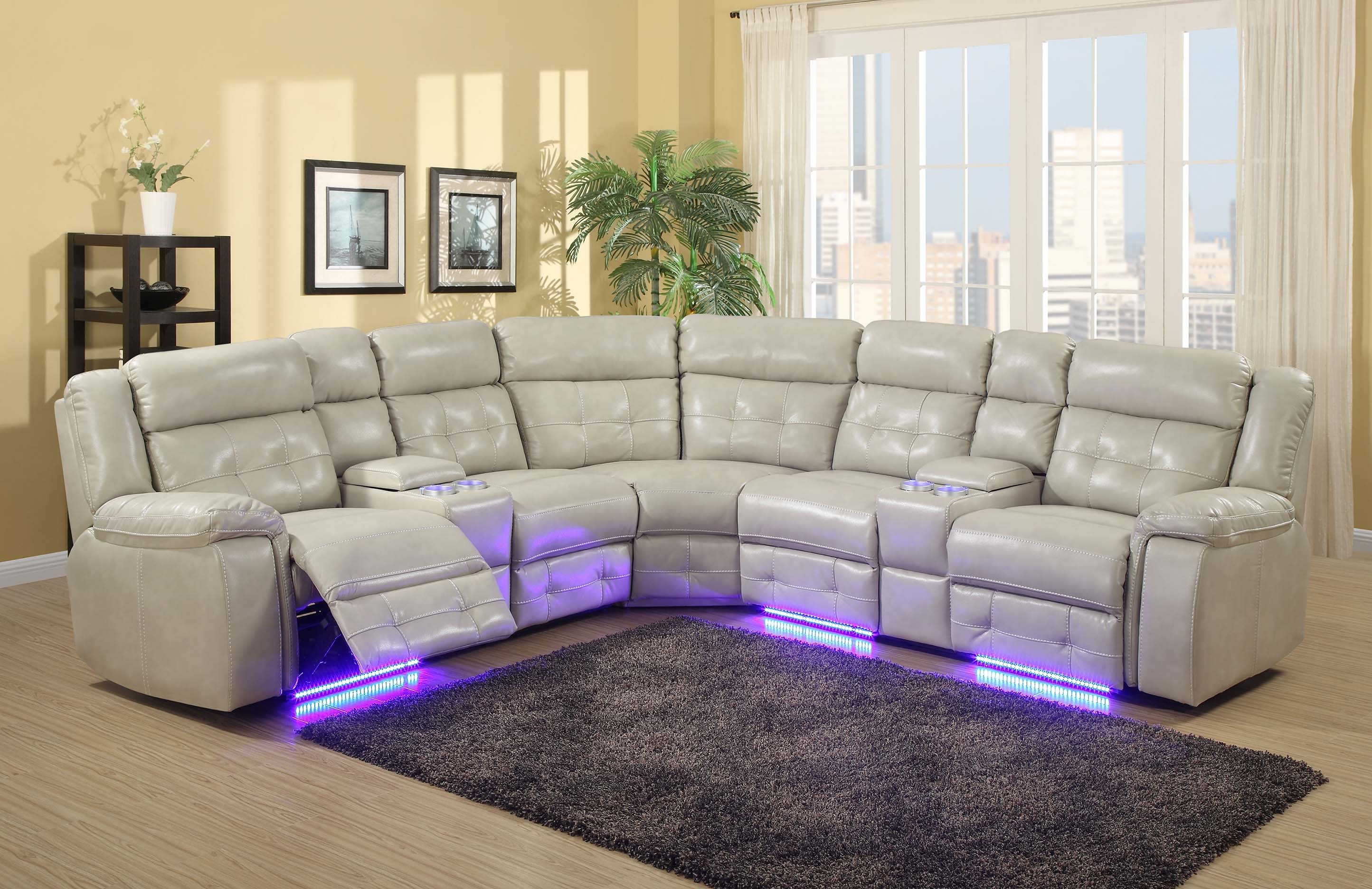 SECTIONALS-GL-6556-POWER-BEIGE