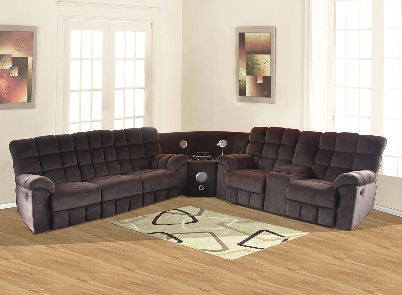 SECTIONAL-GL 6234 RICHMOND