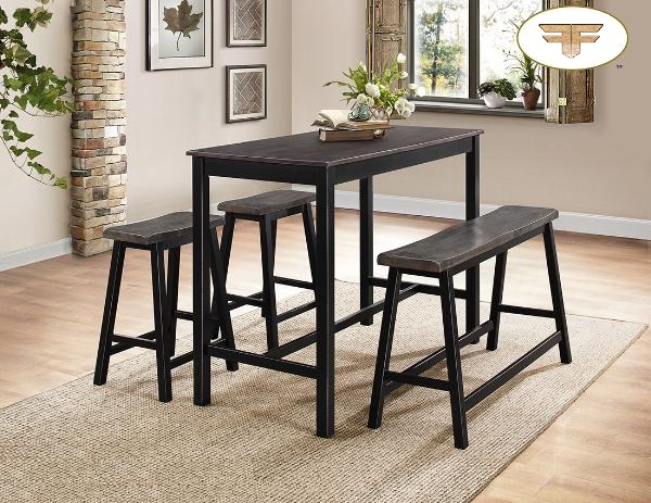 Maple pub table home design ideas maple pub set furtado furniture watchthetrailerfo