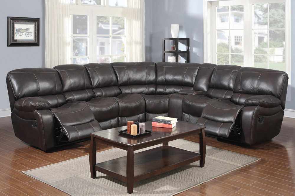 RECLINER SECTIONAL-T-1280