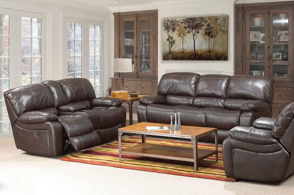 RECLINER SOFA SET-T-1155