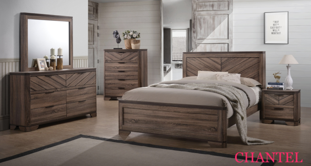 BEDROOM SETS-BG-CHANTEL