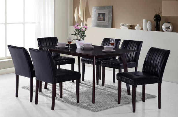 DINING TABLE-INT-T-1701-1642