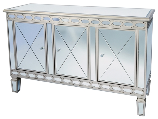 MIRRORED DRESSER-MDS-40-123-1