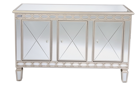MIRRORED DRESSER-MDS-40-123
