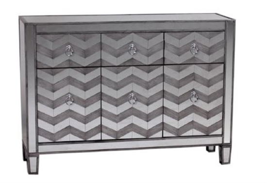 MIRRORED DRESSER-MDS-40-163
