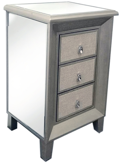 MIRRORED NIGHT TABLE-MDS-40-153-1
