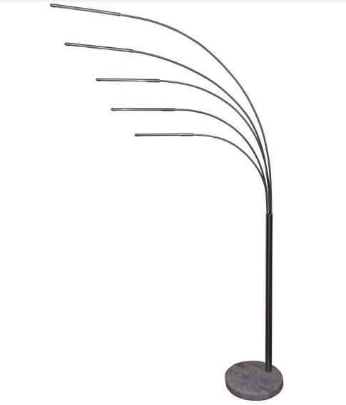 FLOOR LAMP-STA-FL-588-5STN